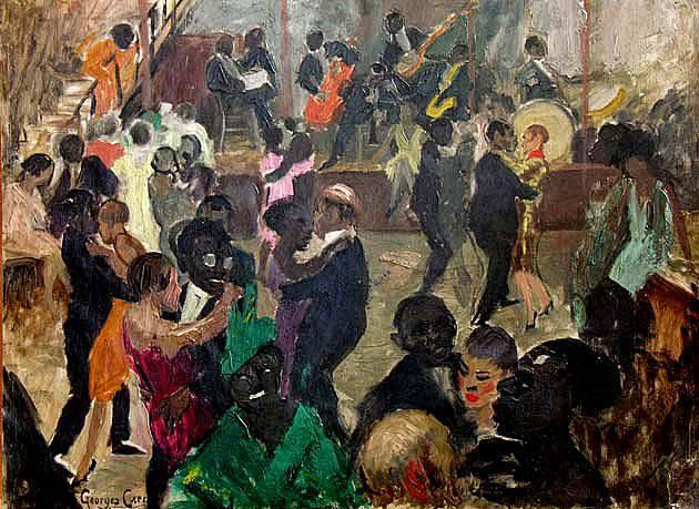 """""""Bal Nègre de la rue Blomet"""""""